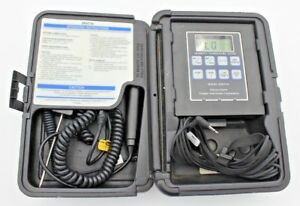 Cooper Srh77a Temperature Thermometer Humidity Meter