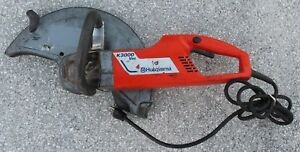 Husqvarna K3000 Vac Electric Concrete Cutoff Saw