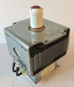 Hitachi 2m130 Magnetron 2kw Air Cooled Microwave 2 45ghz