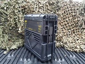 25 mm Military Plastic Ammo Cans Boxes Cases BOGO  12 off!!! That's 2 for $15!!