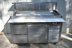 Kairak Kbp 60s 60 Refrigerated Prep Table