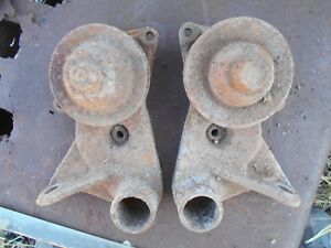 Truck Vintage Original Flathead Ford Water Pumps Rat Rod Hot 49 53 8ba Used Core