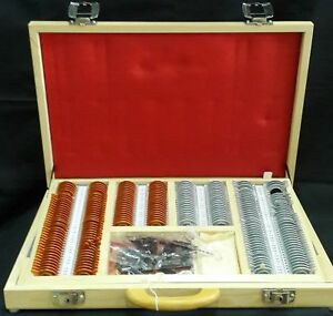 Trial Lens Set Ophthalmology Optometry Optometry Equipment