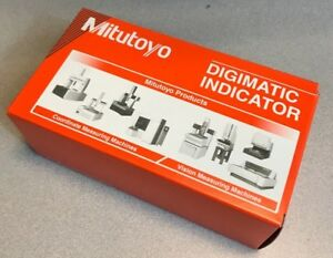 Mitutoyo 543 783 id s1012ex Absolute Digimatic Indicator Brand New