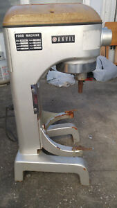 Commercial Mixer Anvil Food Machine