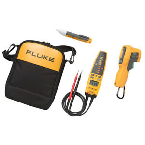 Fluke Fl62max t pro 1ac Ir Thermometer Electrical Tester Voltalert