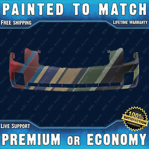 New Painted To Match Front Bumper Cv Fascia Exact Fit For 2003 2007 Cadillac Cts