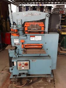 Scotchman Iron Worker Model 5014 tm