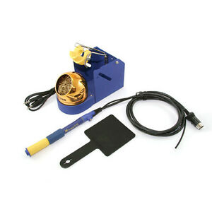 Hakko Fm2026 06 Nitrogen Solder Iron With Holder Sleeve And Sponge