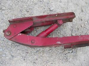 Farmall 300 350 400 450 Ihc Tractor Easy Rider Middle Seat Assembly Good Orignal