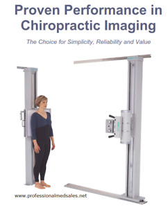 New X ray Chiropractic System Americomp 30hf
