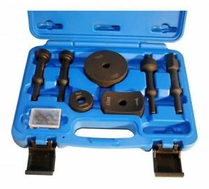 A 7vibro 7pc Vibro Air Chisel Hammer Adaptor Tool Set Rust Removal Vibration