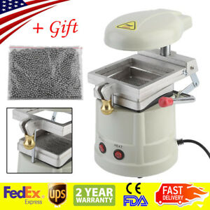 Us Sale 1000w Vacuum Forming Molding Machine Former Dental Lab Equipment Vip