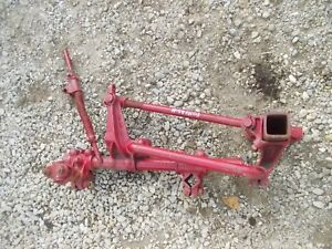 Massey Harris Mh Pony Tractor Front Right Cultivator Bracket Mount