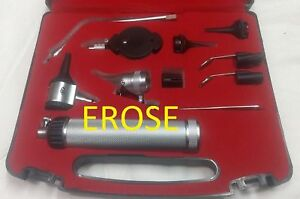 Opthalmoscope With Ent Set Erose