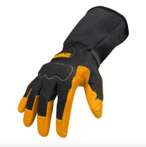 Dewalt 3x Large Leather Welder Welding Gloves Mig Tig Fire Heat Resistant 1 Pair