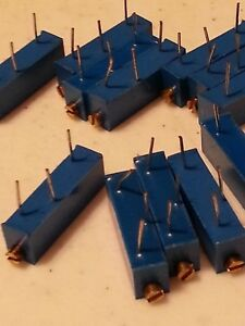 Lot Of 50 Potentiometer 50k Ohm