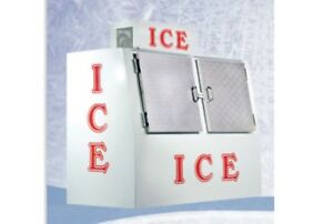 New Ice Merchandiser Ice Freezer 60 Cu Foot