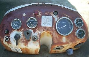 Case David Brown 1410 Tractor Instrument Panel K964987