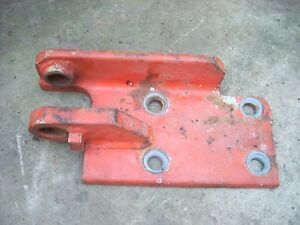 Case David Brown 1410 Tractor Lh Hitch Bracket K944764