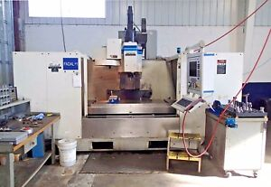 Fadal 6030 Ht Model 907 1 Vertical Machining Center High Torque New Spindle