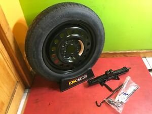 2016 2019 Honda Accord Compact Spare Tire With Jack Kit