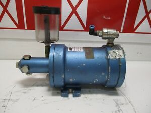 Spencer Franklin Sf 2300v Pneumatic Air hydraulic Mini Booster 25 1 Used