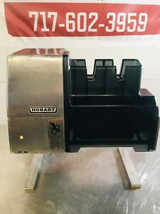 Hobart 403 Countertop Meat Tenderizer Very Quiet Smooth Great Condition