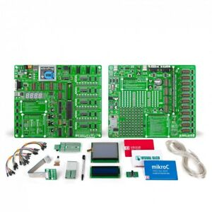 Mikrolab For Avr Xl Development Kits Low Pin And High Pin Avr Mcus Mikroe 2015