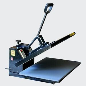 Ephotoinc 16x20 Sublimation Digital Heat Press Machine T shirt Transfer Press