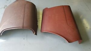 Thunderbird 1955 1956 Nos Front Fenders Right And Left Sections
