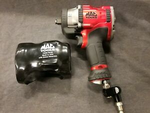 New Mac Tools Mpf990501 High Performance 1 2 Drive Air Impact Wrench