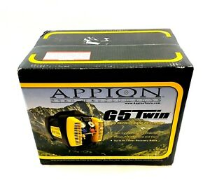 Appion G5twin Twin Cylinder Refrigerant Recovery Unit Machine New Free Shipping