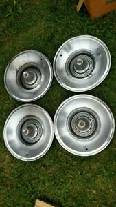 1963 Chrysler Imperial Hubcap Set