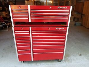 Snap On Tool Box With Hundreds Of Hand Tools