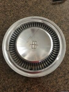 Lincoln Continental Hub Cap Wheel Cover 1965 65 Classic Original Oem Vintage 15