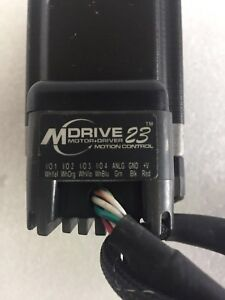Ims 860 295 6102 Intelligent Motion Systems Mdmf2222 4 gt2 V2 0 00 0730 Mdrive23