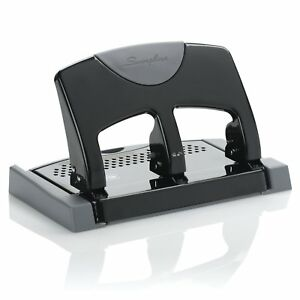 Swingline 3 Hole Punch Smarttouch Low Force 45 Sheets a7074136
