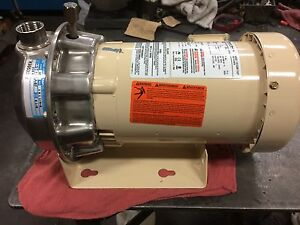 Centrifugal Pump Franklin Electric Motor