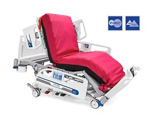 Hill Rom Progressa Pulmonary Hospital Bed With Air Mattress 1 Year Old Perfect