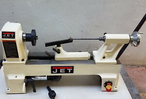 Jet Mini Lathe 10x14 Wood Turning Lathe New 6 Speeds Cast Iron 1 2 Hp