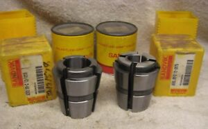 4 C 12 Collets Sandvik Balas Coromant Flexi grip Lathe Mill Cnc Chuck Clamp Vise