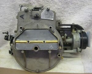 1967 69 Ford Mercury C9zf B Autolite Carburetor 2bbl Carb Amc 290 343