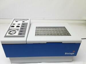 Biotage Turbovap Lv Concentration Workstation Model 103198
