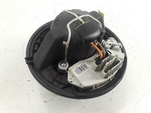 06 07 08 Bmw 325i A c Air Conditioning Heater Blower Motor Fan Oem