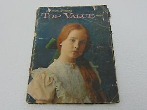 1900 S Top Value Stamps Family Gift Catalog Vintage Old Book Magazine 941 11