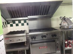 Restaurant Equipment Lot For Sale