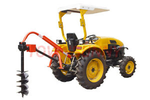 Hd 14 Post Hole Digger From Victory Tractor Implements