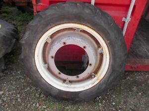 Ford 9n 2n Tractor Center Hub 11 2 X 28 45 Firestone Tread Tire