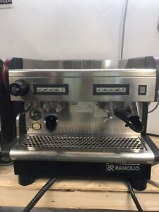 Rancilio Midi 2group Espresso Machine 110v